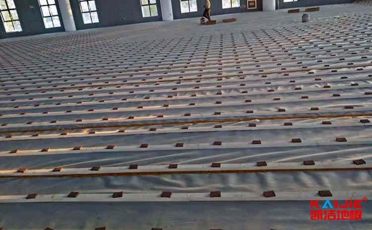运动地板集采