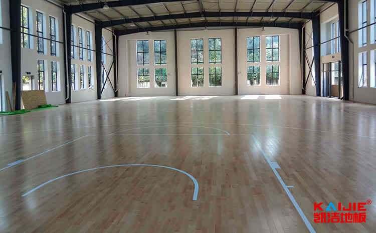 江西枫桦木体育地板哪家便宜