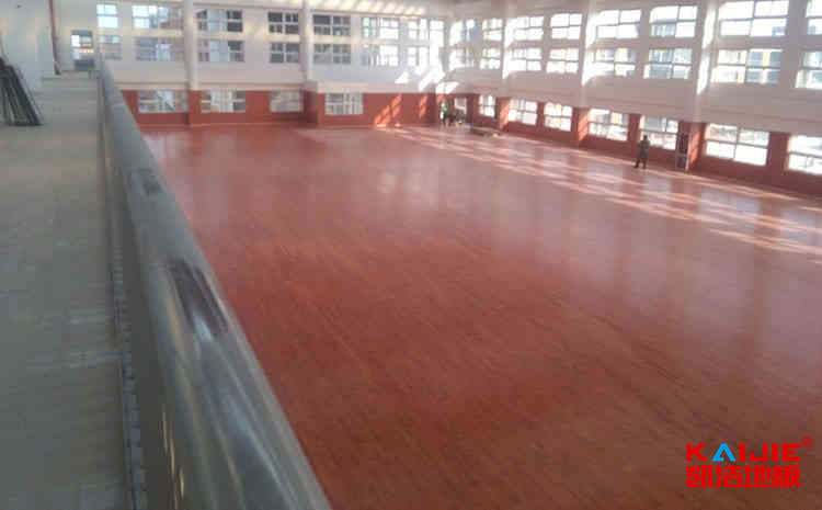 重庆运动木地板一平米多少钱