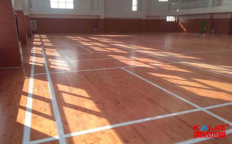 运动木地板厂家哪家质量好——体育馆木地板