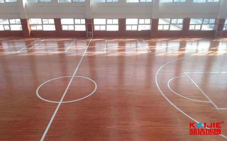 专业篮球馆木地板是多少钱