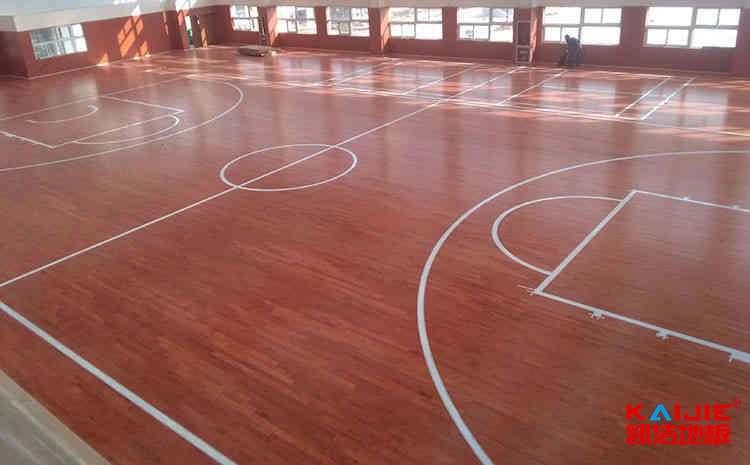 篮球场木地板出现异响怎么处理——篮球木地板