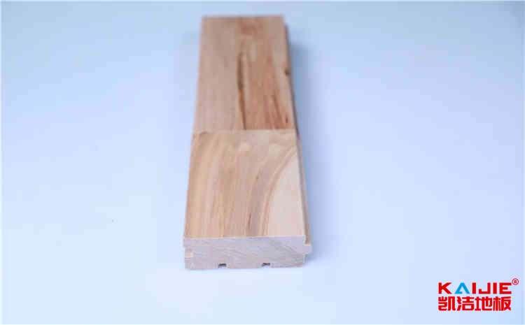 硬木企口实木运动地板多少钱一平米