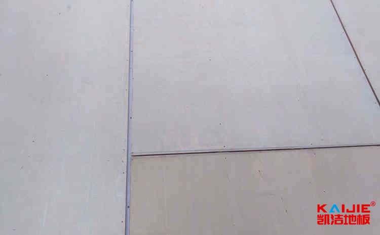 室内球场木地板材料标准