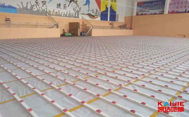 篮球场木地板专业性有多重要