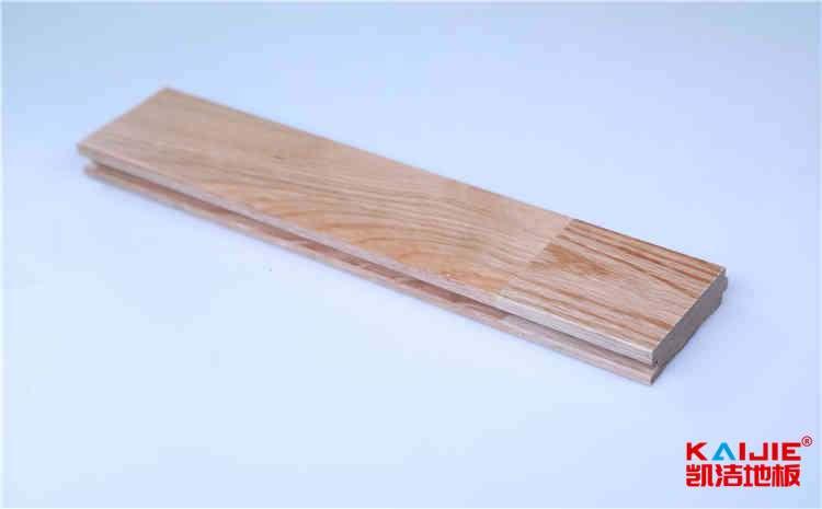 江阴篮球场馆枫木地板使用什么结构好——凯洁地板