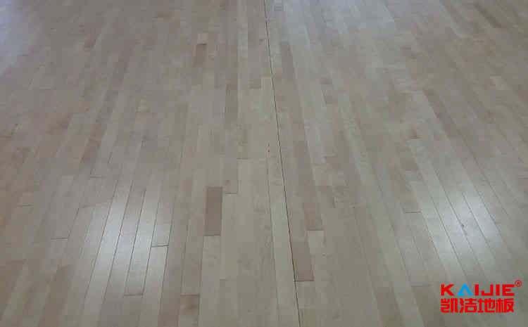 安徽篮球木地板厂家——凯洁地板