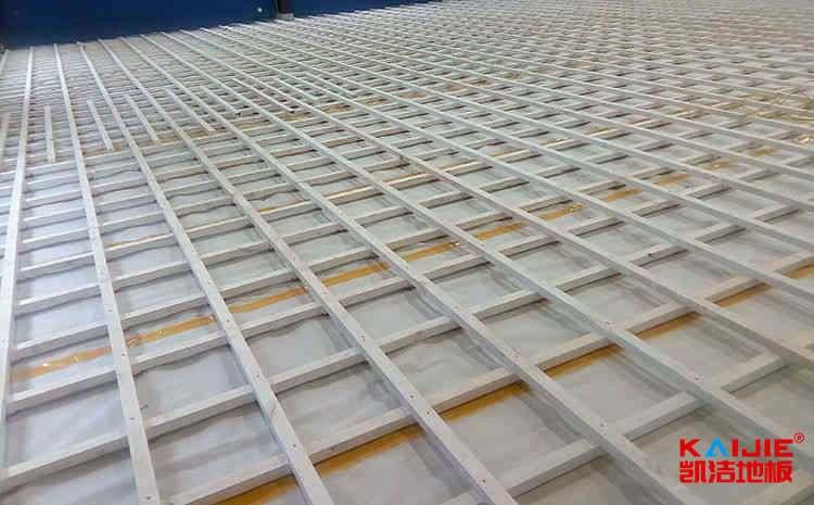 广西运动木地板品牌——凯洁地板