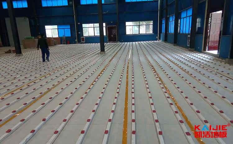 体育馆木地板怎么维护