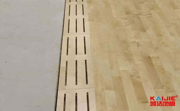 北票羽毛球木地板厂家