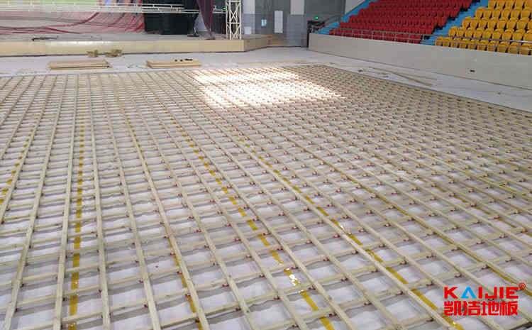 壁球馆木地板专业清洁技巧——壁球馆木地板
