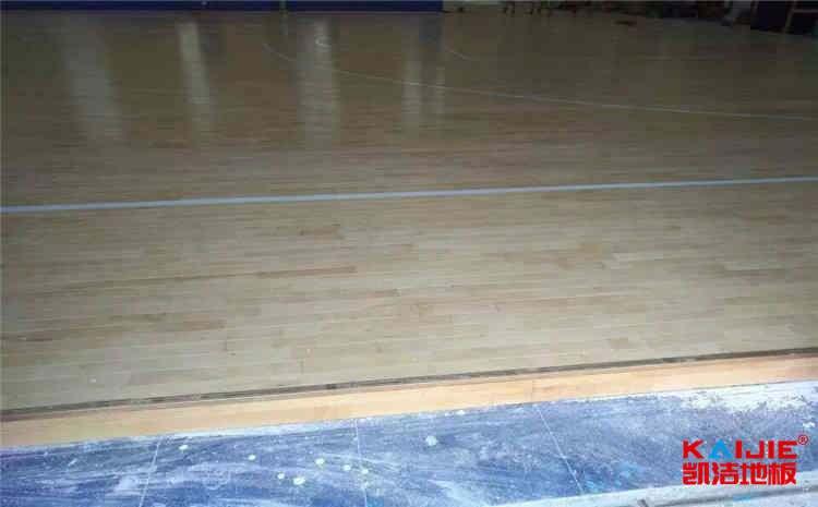 室内羽毛球场运动木地板