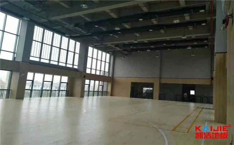 体育馆运动木地板常见问题