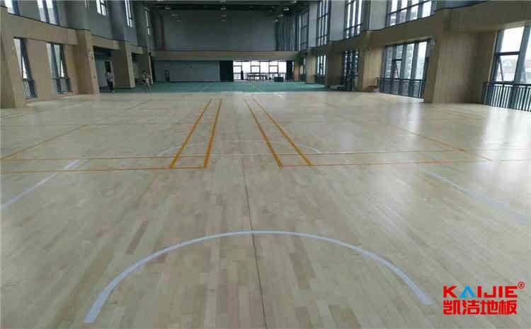 2019中国体育运动木地板十大品牌