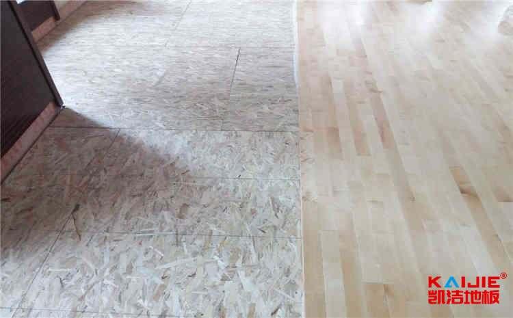 国家体育局认可旳木地板