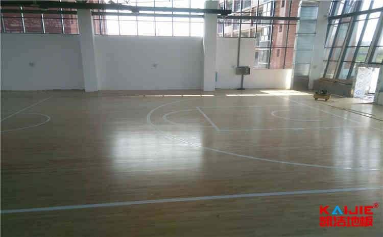 NBA篮球场专用木地板厂家