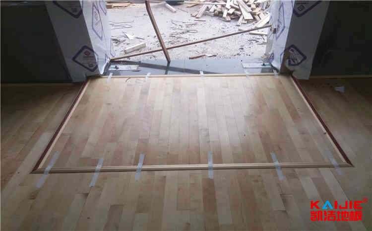 运动木地板必备特性——体育运动地板