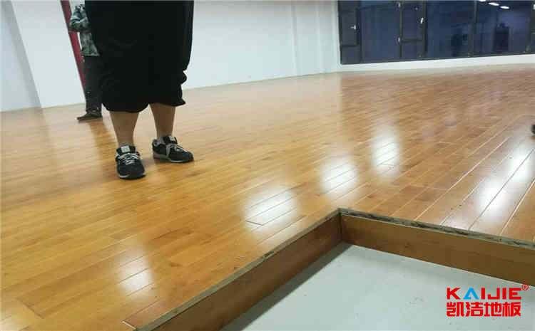 昆明体育木地板供应商