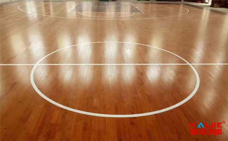 壁球馆专用运动木地板你了解多少——凯洁地板