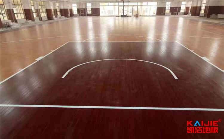 篮球场木地板有哪些结构种类——篮球馆木地板