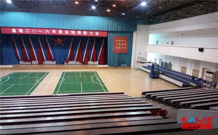 广西专用体育地板一般多少钱