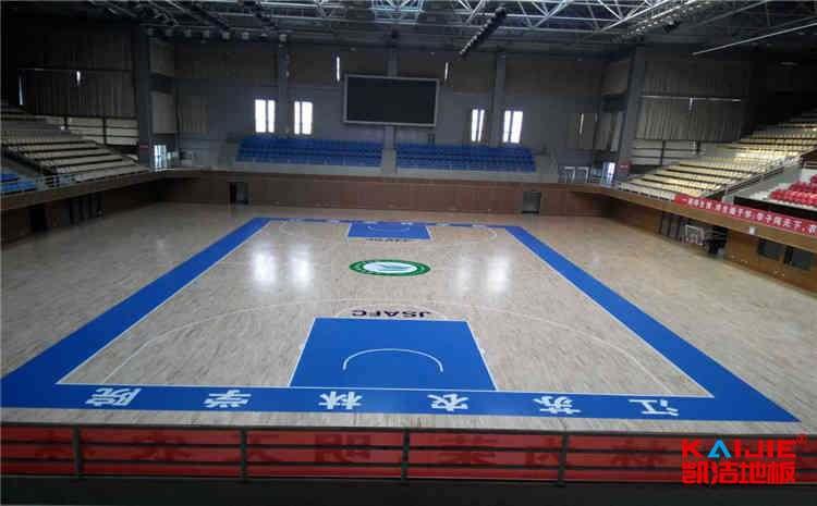 太原篮球木地板功能