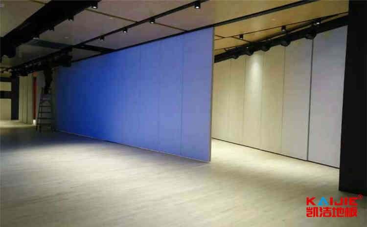 体育馆木地板安装技巧分享——篮球馆木地板