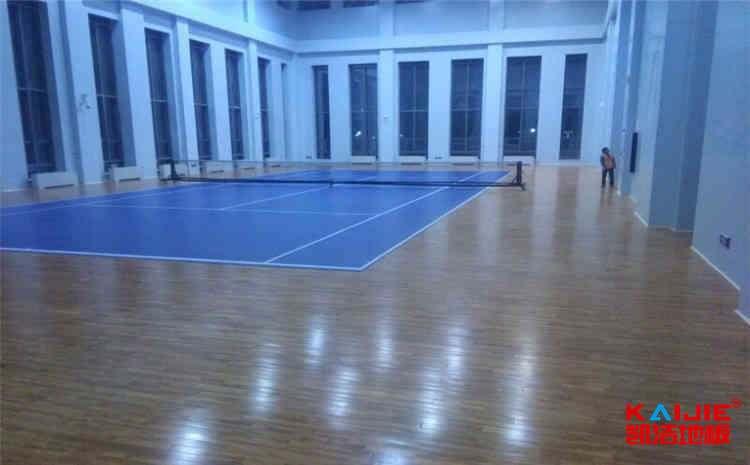 齐齐哈尔篮球木地板厂家——体育木地板品牌