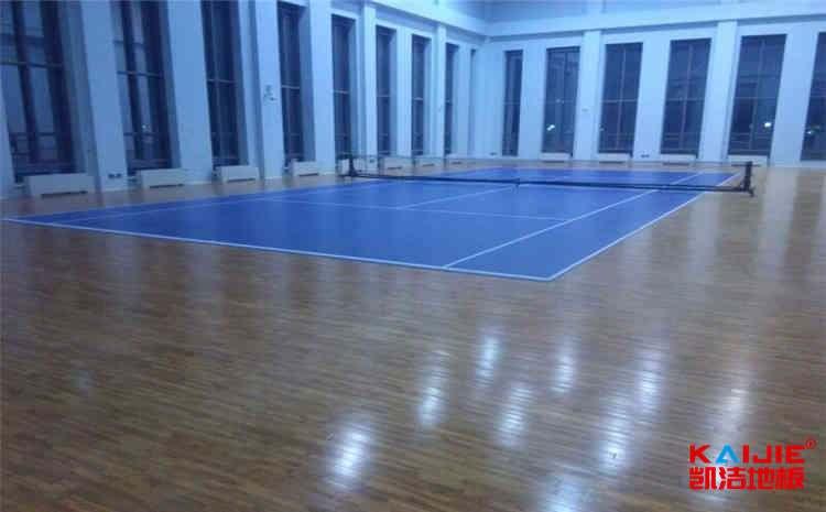 舞蹈室专用舞台木地板有什么特点