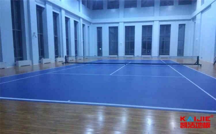 体育馆木地板怎么进行合理使用