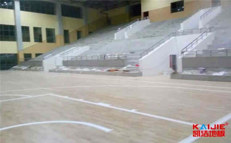 喀什体育馆木地板厂家电话