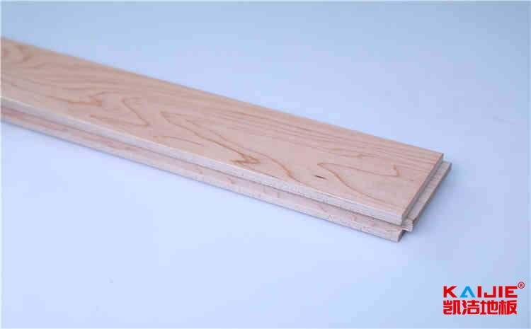周口体育馆木地板施工怎么去除甲醛——健身房木地板