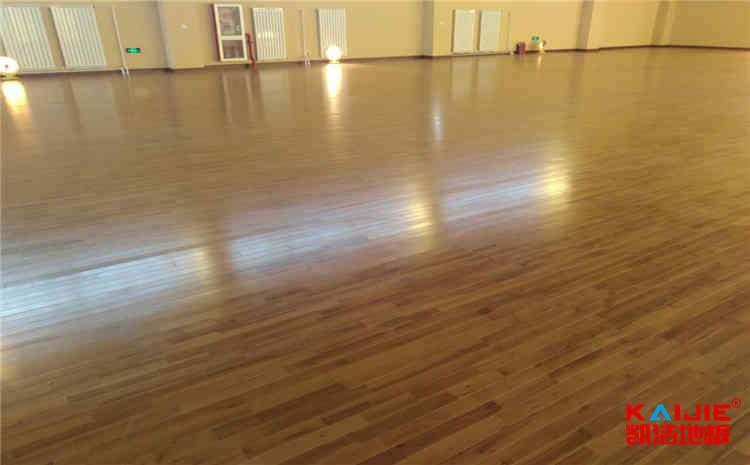 吉林篮球木地板每平米造价