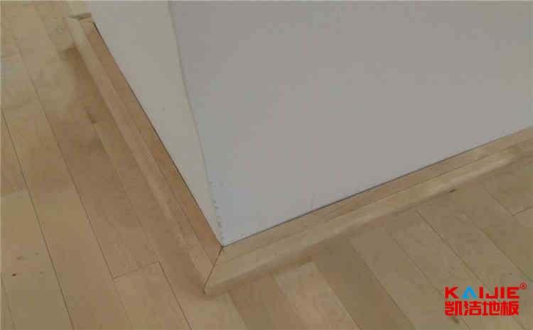 硬木企口篮球木地板维护