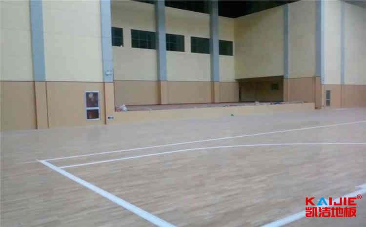 体育馆运动木地板的价格