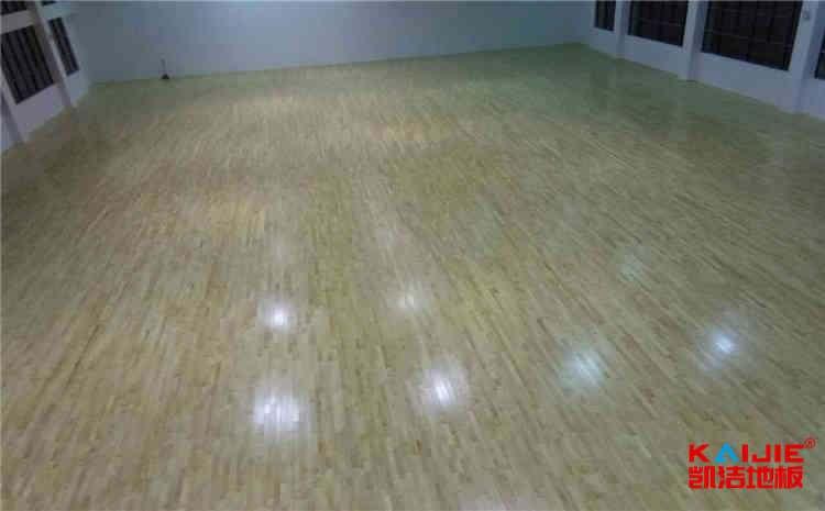 体育馆木地板安装注意事项——体育馆木地板