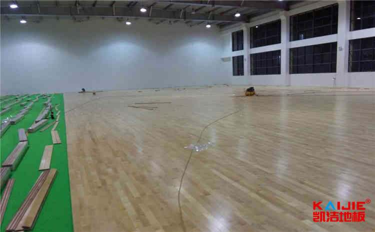 太原体育木地板功能